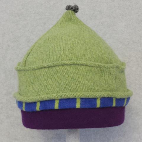 ekologic OnionHat ON7006 Lime Green large